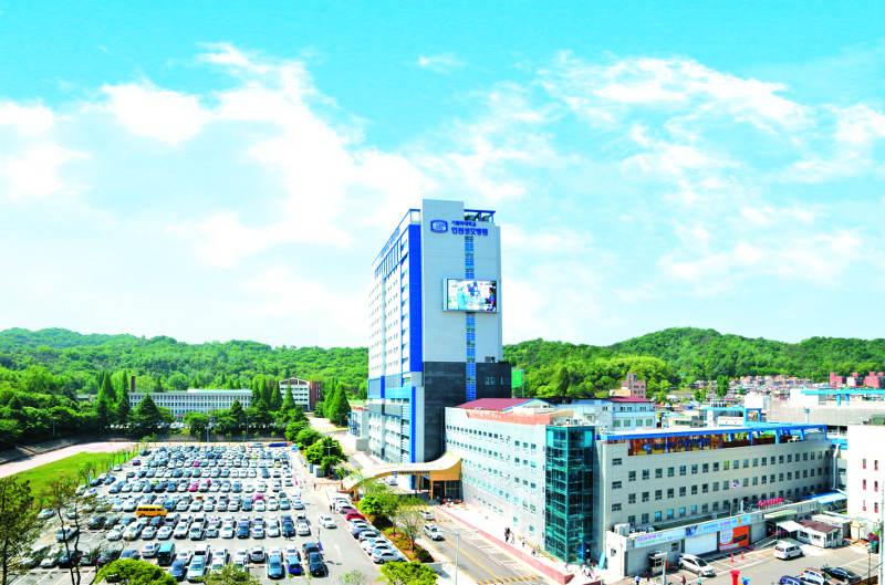 клиника Святой Марии в Корее