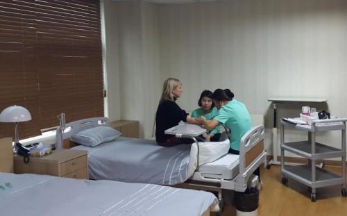 в Клинике Нанури медицинский туризм