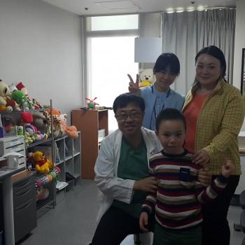 Лечение ребенка в Корее